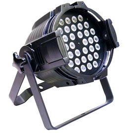 Cina 3in1 RGB LED Stage Par Lights 3W 36pcs Stage Lighting Equipment Untuk Klub Dj pemasok