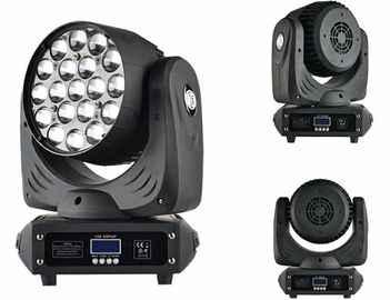 19x12w B - Lampu Led Eye Moving Head Stage Light LED Bergerak Pindah