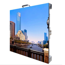 MBI5124IC P4.81 Indoor Advertising Die-casting Aluminium Led Display Screen 500 * 500mm